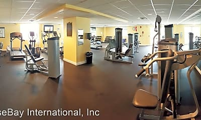Fitness Weight Room, 800 N Tamiami Trail, 2