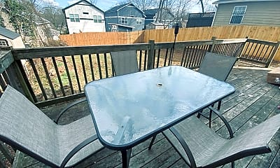 Patio / Deck, Room for Rent -  Walking distance to The Beacon, 0
