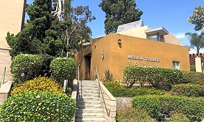 Mission Terrace, 1