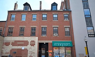 Building, 18 Hudson St, 0