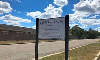 Singleton Apts, 1