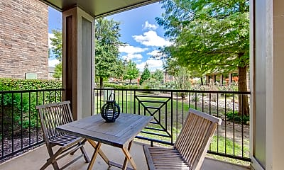 Patio / Deck, Enclave on Golden Triangle, 2