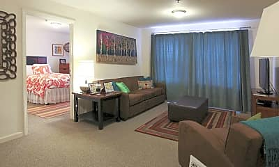 Living Room, The Grove at Stillwater, 1