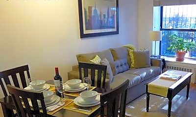 Dining Room, 78 W 127th St, 1