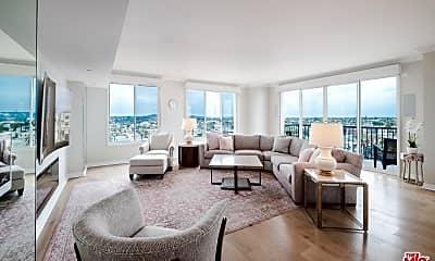 Living Room, 850 E Ocean Blvd 801, 1
