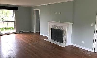 Living Room, 290 Aurora St, 1
