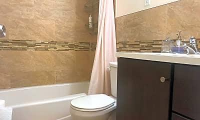 Bathroom, 19-42 77th St, 2