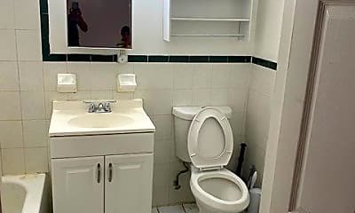 Bathroom, 32-09 23rd St, 2