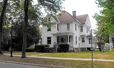 Building, 810 S University Ave, 2