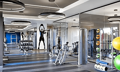 Fitness Weight Room, 6361 SW 38th St, 2