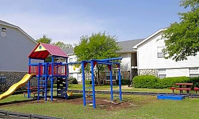 Playground, Chevy Chase, 1
