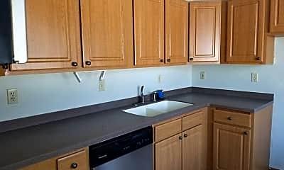 Kitchen, 42 Anthony St, 1