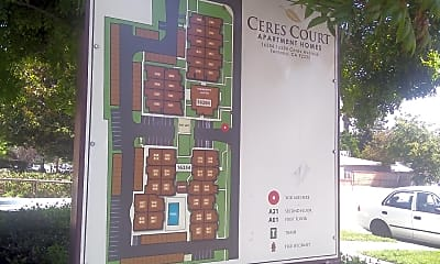 Ceres Court, 1