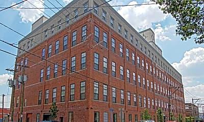 Building, Hudson Lofts, 0