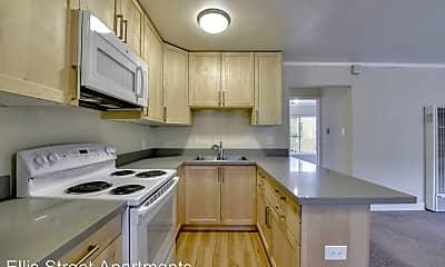 Kitchen, 2065 Ellis St, 0