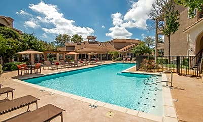 Pool, Rancho Palisades, 0