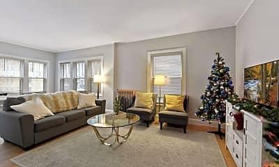 Living Room, 3138 Girard Ave S, 2
