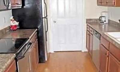 Kitchen, Sheffield Condominium, 1