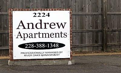 Andrew Apartments, 1
