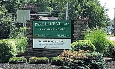 Park Lane Villas Apartments, 1