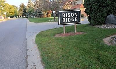 Bison Ridge, 1