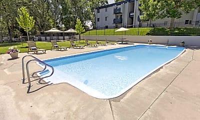 Pool, Arvada Village, 1