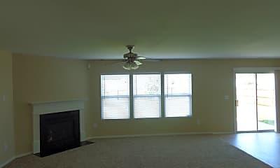Living Room, 5130 Valcourt Road, 1