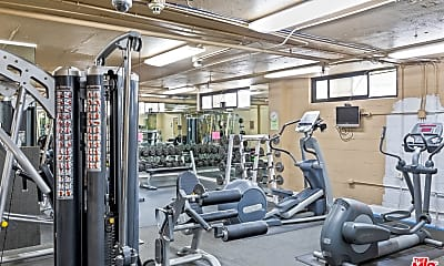 Fitness Weight Room, 10982 Roebling Ave 531, 2