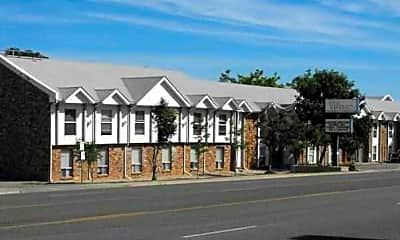 Building, Village Apartments, 0