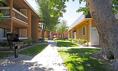 Building, Montecito Apartments, 1