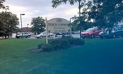 Resch Commons, 1