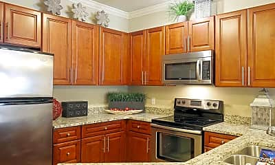 Kitchen, The Briarcliff City Apartments, 0