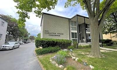 Building, 4030 W. 13 Mile Road #H1, 1