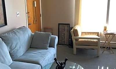Living Room, 2406 Fort Park Blvd, 1