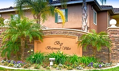 Community Signage, Baywood Villas, 2