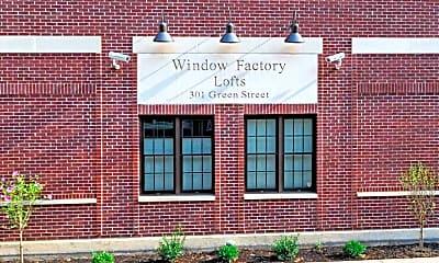 Window Factory Lofts-Schenectady Luxury Apartments, 2