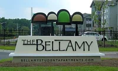 Bellamy Greenville, 1