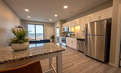 Kitchen, Flats 55, 0