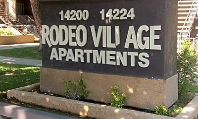 Rodeo Village Apartments, 1