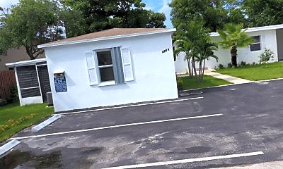 Building, 228 NE 3rd St, 1