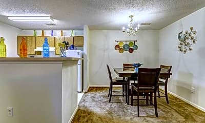 Dining Room, Miller Town, 2