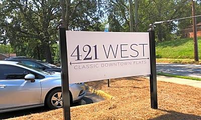 421 West, 1