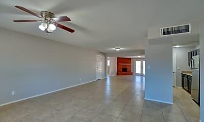 Living Room, 8422 E Rosewood Ln, 1
