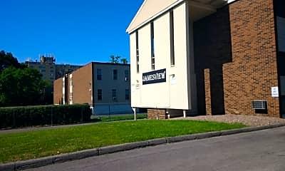 Jamesview Apartments, 1