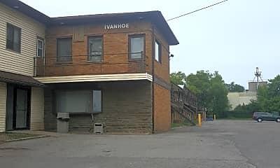 Ivanhoe Apartments, 1