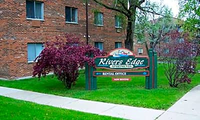 Rivers Edge Apartments, 1