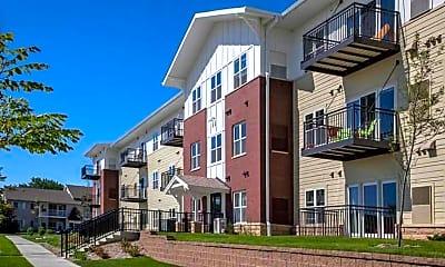 Building, Cascade Apartments, 0