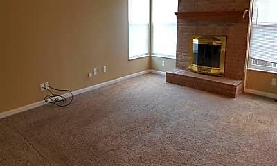 Living Room, 2401 Bradshire Road, 1