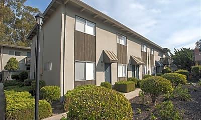 Monterey Townhouse Apartments, 1