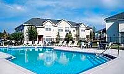Pool, Brooke Commons, 1